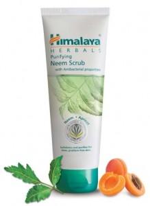himalaya herbals purifying neem scrub