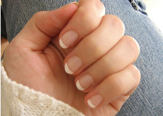 How To Do French Manicure At Home