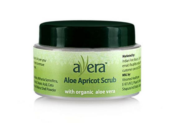 Avera Aloe Apricot Scrub