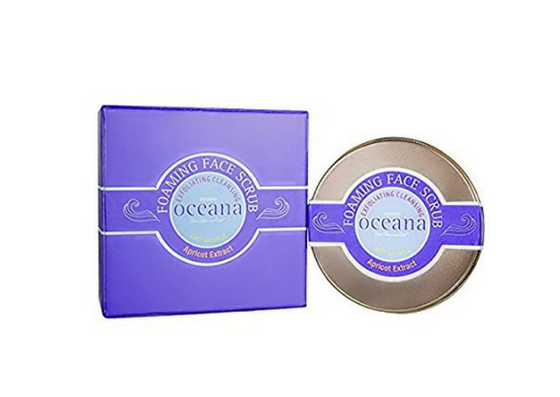 Nyassa Oceana Foaming Face & Body Scrub