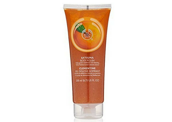 The Body Shop Satsuma Body Polish Scrub