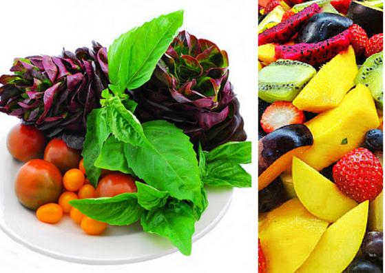 gm diet fruits intake