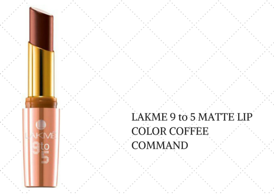 Lakme Coffee Command 3