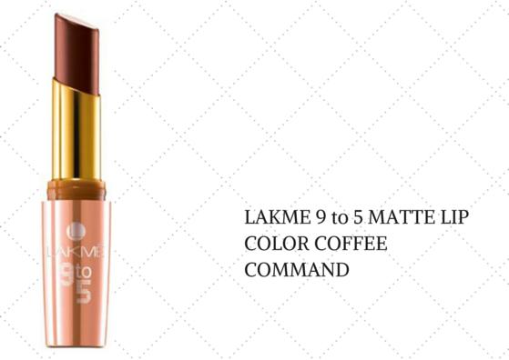 Lakme Coffee Command 3