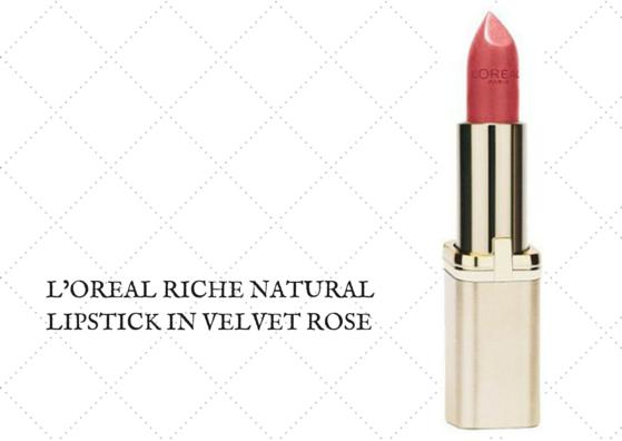 Loreal Velvet Rose 8