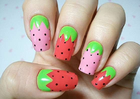 25 Simple Nail Art Designs For Beginners Lifestylica