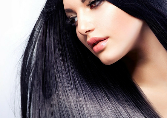 How To Shine Hair Naturally At Home
