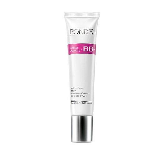 Ponds white beauty BB cream tube
