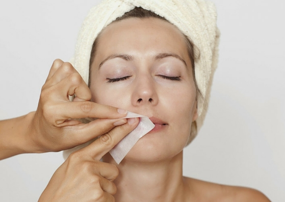 waxing-upper lip hair removal- lifestylica