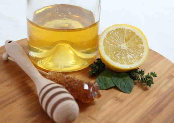 lime juice&honey-lifestylica