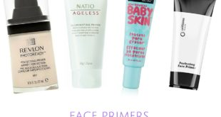 face primers in india-lifestylica