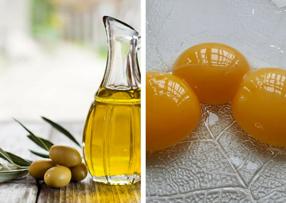 olive oil-egg yolk-lifestylica