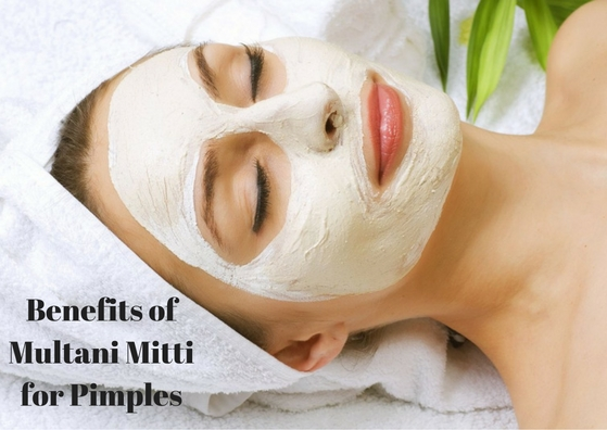 Benefits of Multani Mitti for Pimples - Featured