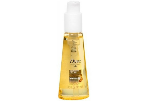 Dove Anti-frizz Nourishing Oil Care Serum-lifestylica