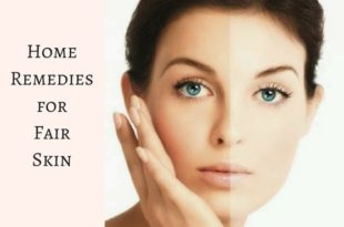 Home Remedies for Fair Skin - Cover Image