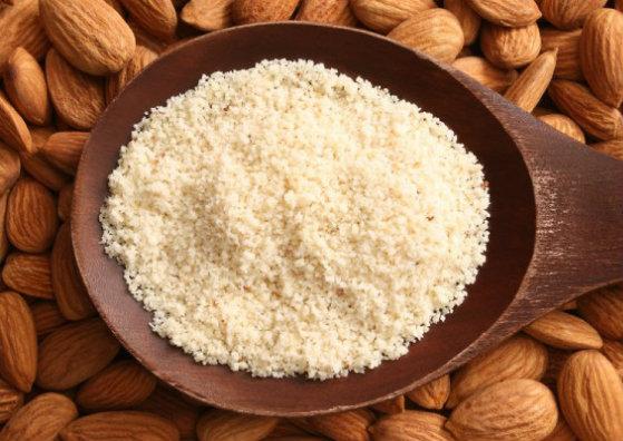 How to Whiten Inner Thighs-Almond Body Scrub