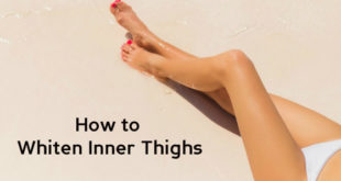 Lifestylica-How to Whiten Inner Thighs-Cover