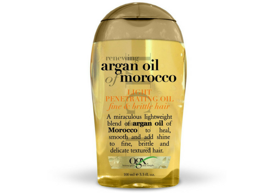 Organix Moroccan Argan Oil Penetrating Serum-lifestylica