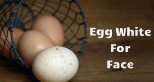 egg white for face_full egg