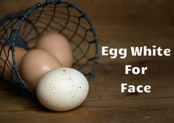 egg white for face_full egg