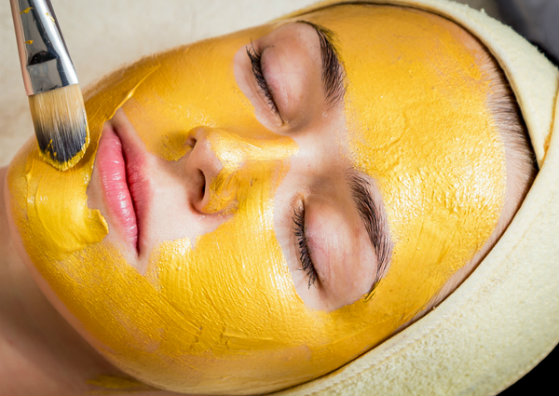 Beauty Tips for Oily Skin - Orange Face Pack