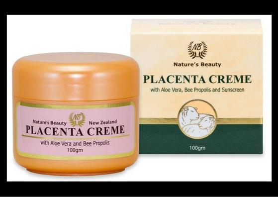 placenta-cream