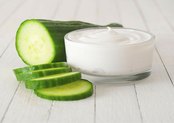 homemade-cucumber-face-pack-for-glowing-skin-curd-1