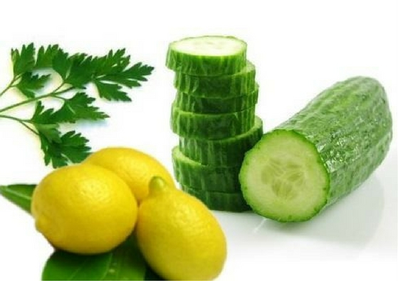 homemade-cucumber-face-pack-for-glowing-skin-lemon