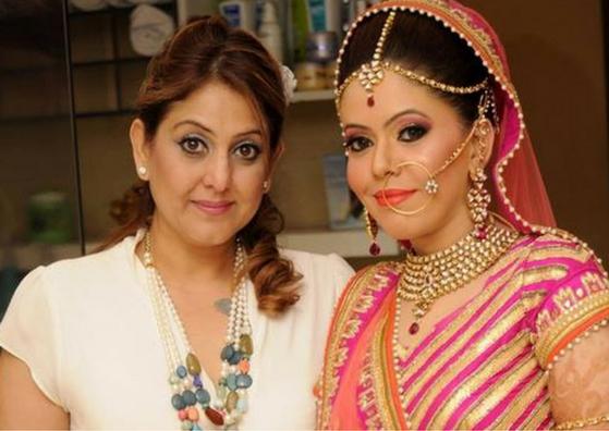 Meenakshi Dutt Bridal Makeup