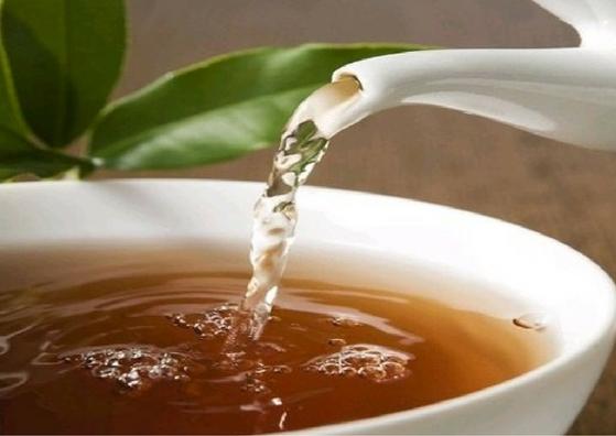 Guava leaves tea