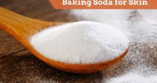 Ten Best Ways to Use Baking Soda for Skin