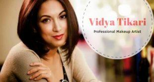 Vidya Tikari- Makeup Artist