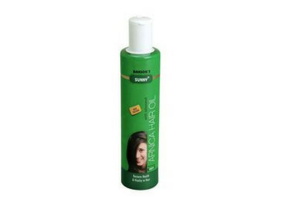 baksons-sunny-arnica-hair-oil-with-jaborandi-lifestylica