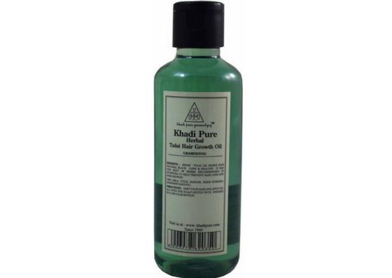 khadi-pure-herbal-tulsi-hair-growth-oil-lifestylica