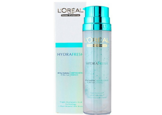 L'Oreal Paris Hydrafresh Deep Boosting Essence-lifestylica