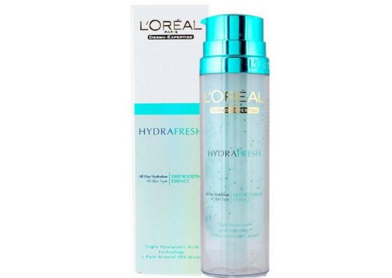 L'Oreal Paris Hydrafresh Deep Boosting Essence-lifestylica