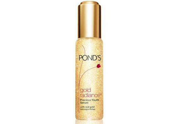 Pond's Gold Radiance Precious Youth Serum-lifestylica