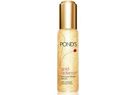 Pond's Gold Radiance Precious Youth Serum-lifestylica