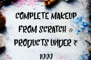 makeup under 1000
