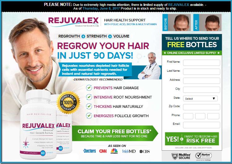 Rejuvalex-guarantee