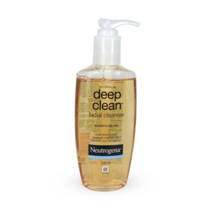 Neutrogena Deep Clean Face Wash