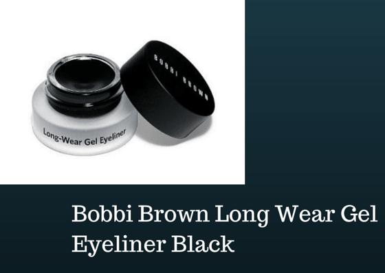 Bobbi Brown Long Wear Gel Eyeliner