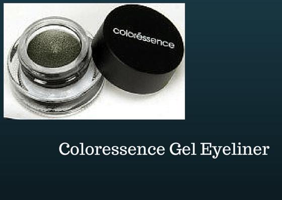 Coloressence Gel Eyeliner 2018