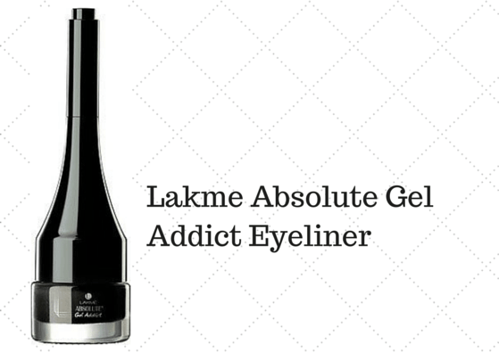 Lakme Absolute Gel Addict Eye Liner India