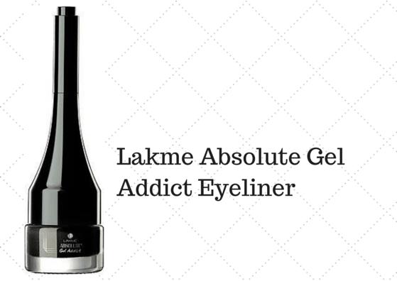 Lakme Absolute Gel Addict Eye Liner India