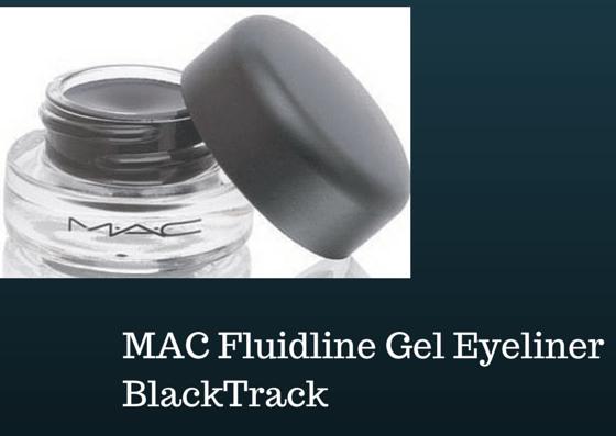 mac fluidline gel black track liquid eyeliner
