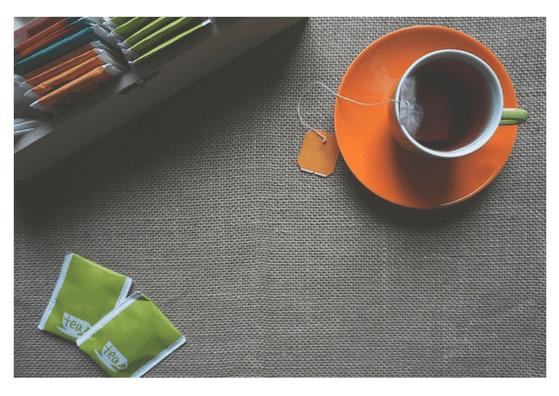 benefits of organic tulsi green tea