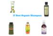 17 Best Organic Anti-Hair Fall Shampoos