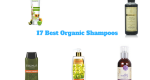 17 Best Organic Anti-Hair Fall Shampoos