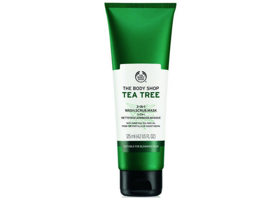 Luxury beauty products are on the roll. There are plentiful brands that are high maintenance and effective, making it worth the buy. Here we have the 10 Best The Body Shop Tea Tree Range products. They are effective, easy to use and definitely worth every dime spent. The Body Shop Tea Tree Range products are enriched with organic community trade tea tree essential oil. This means the tea tree oil used in all of The Body Shop products are handpicked by farmers themselves and grown organically under the community operating for The Body Shop cosmetic products. Tea Tree oil is best known for its antiseptic properties and potency to work on the blemishes and acne. It aims to clear skin out and make it look brighter, nourished and healthy. Each of the products listed below are excellent and true to their claims. Hope you find the product that will suit your skin best. Now let's jump into it... 1. The Body Shop Tea Tree 3-in-1 Wash Scrub Mask Give your skin a great skin care routine in just a matter of few minutes' right from home with The Body Shop Tea Tree 3-in-1 Wash Scrub Mask! As the name suggests, the product can be used a face cleanser, scrub and a mask. The tea tree oil extracts help to purify skin and remove the excess oil secretion form the skin surface. As a scrub it exfoliates skin, unclogs pores and helps to reduce the development of whiteheads and blackheads. True to its name, the product also mattifies as clay mask and peels off to remove the dead skin cells and impurities from the skin. This product is a must try! Pros and Cons of The Body Shop Tea Tree 3-in-1 Wash Scrub Mask: • Convenient to use • Works good as a cleanser, scrub and mask • Leaves skin looking smooth, soft and supple • Regular use reduces breakouts and blemishes • Expensive, but worth purchasing 2. The Body Shop Tea Tree Skin Clearing Clay Mask Are you hunting for a truly efficient face mask to get clear skin? You should try The Body Shop Tea Tree Skin Clearing Clay Mask. It is a great choice to get the best of both worlds- the benefits of using tea tree extracts and caring for your skin with a good routine. This mask is thick in consistency but spreads easily and has the typical tea tree fragrance that fades not long after it is applied. Customers who are a big fan of this Body Shop product have revealed that is also helps to control whiteheads development and pimple breakouts! It leaves the skin feeling smooth, soft and clean. Pros and Cons of The Body Shop Tea Tree Skin Clearing Clay Mask: • Easy to use • Travel friendly tub packaging • Works efficiently; lives to its claims • Makes skin smooth, clean, soft, reduces breakouts and controls whiteheads • Expensive (but worth the buy) 3. The Body Shop Tea Tree Pore Minimiser A must buy that many recommend- The Body Shop Tea Tree Pore Minimiser. It is a great product to try that lives true to its claims and offers more! This pore minimiser from The Body Shop also doubles up as a moisturizer and a primer. If you a facing the dreadful effects of having oily skin, this one needs to be your best friend! It controls oiliness and greasiness with the tea tree extracts it contains. You will notice that your skin pores appear smaller, skin feels fresh and hydrated and also without the need to be rushing to dry tissues. To step out in humid and summer days, you will need this! Pros and Cons of The Body Shop Tea Tree Pore Minimiser: • Effective; makes pores smaller • Acts as a moisturizer and primer • Makes skin feel fresh and hydrated • Removes oiliness and greasiness almost completely • Expensive! 4. The Body Shop Tea Tree Night Lotion If you are on the lookout for a good night lotion that is enriched with the benefits of tea tree oil, you can try The Body Shop Tea Tree Night Lotion. This night lotion by Body Shop is good and worth the buy indeed. It claims to keep your skin free from blemishes by fading them and adding a healthy glow to your skin. You can expect to see faded pimple scars, blemishes, discoloration and an even toned skin. It also helps to dry out small pimples and give your skin a subtle glow and softness when you wake up in the morning. You can rest assured with having no more oily skin mornings! Tea tree oil is highly potential to manage sebum production and to keep skin fresh, smooth and supple. Pros and Cons of The Body Shop Tea Tree Night Lotion: • Effective in controlling oiliness and greasiness • Helps to fade blemishes and pimple scars to an extent • Makes skin soft, supple and smooth • Skin is fresh and bright in the mornings • Dries out small pimples • Little goes a long way • Convenient pump packaging • Travel friendly pack • Does not fade dark blemishes • Smell of tea tree oil may be unpleasant for few • Expensive 5. The Body Shop Tea Tree Skin Clearing Facial Wash A good tea tree face wash that lives up to its claims is The Body Shop Tea Tree Skin Clearing Facial Wash. As promised, it helps to deep clean skin pores and reduces excess oil secretion from the skin surface. This face wash is enriched with the healing and cooling properties of tea tree essentials. It cools the skin and deep cleans pores. You will notice that the skin is smooth, clearer and also less pimple outbreaks. It does not make the skin slippery post wash and requires very little quantity of the facial wash to cleanse skin. This is an excellent choice worth purchasing. Pros and Cons of The Body Shop Tea Tree Skin Clearing Facial Wash: • Little goes a long way • Convenient packaging • Makes skin clearer, reduces blemishes and control excess oil secretion • It cools the skin • Does not dry skin out 6. The Body Shop Tea Tree Skin Clearing Body Wash Pamper your skin with the best- The Body Shop Tea Tree Skin Clearing Body Wash. Along with the goodness of tea tree extracts, this body wash is one among the best you can find. It lathers up well and provides your skin and body with the best care. It leaves skin feel soft, smooth and glowing. The product is worth the buy indeed! Pros and Cons of The Body Shop Tea Tree Skin Clearing Body Wash: • Purifies skin and exfoliates • Makes skin smooth, glowing and refreshed • Good for sensitive skin as well • Has a gel like consistency and lathers well • Little goes a long way • Value for money 7. The Body Shop Tea Tree Anti-Imperfection Night Mask Well, for the next product in the line, we are full of praises again. The Body Shop Tea Tree Anti-Imperfection Night Mask is the perfect combination of ingredients you need to nourish and protect your skin. Tea tree is a great antiseptic and efficient in fighting blemishes, and thus this leave on night mask is an excellent pick! The product has a thick gel like consistency. It spreads with ease and does not transfer to the pillow. You may notice some cool sensation followed by warmth in sometime. Some tingling here and there is also common, probably the product seeping through skin. You will notice brighter skin, diminishing blemishes, reduced breakouts and good riddance to whiteheads and blackheads. It calls for a big investment to purchase this one, but it is all worth it at the end. Pros and Cons of The Body Shop Tea Tree Anti-Imperfection Night Mask: • Consistency is gel like and easy to apply • Sturdy package • Lives up to all its claims- reduces blemishes, pimple outbreaks, acne, whiteheads and blackheads, unclogs pores • Makes skin clearer and brighter looking • Does not transfer to pillow • Light on the skin • The smell of tea tree and the warmth of the product might be bothersome • Expensive! 8. The Body Shop Tea Tree Squeaky-Clean Scrub A mild facial scrub that will act gentle on your skin- The Body Shop Tea Tree Squeaky-Clean Scrub. With the goodness of tea tree, this scrub is a definite win for most people. It is mild on the skin since it contains microbeads and is quite runny in consistency, unlike most of the scrubs. Even those with sensitive skin can fall back on this without facing the fear of having to wake up with red spots. Surprisingly, this has been found to also smooth down the redness and sensitive reactions. As a face scrub, this is good to exfoliate skin, it makes skin smooth and 'squeaky clean'. It is efficient to skin that is clean and clear of blemishes with regular exfoliation. Pros and Cons of The Body Shop Tea Tree Squeaky-Clean Scrub: • Mild on skin, runny consistency • Makes skin clean and smooth • Pores look visibly smaller soon after use • Good choice of scrub for sensitive skin • Makes skin stretchy and dried out of used often (more than 3 times a week) • Does not remove whiteheads and blackheads completely 9. The Body Shop Tea Tree Skin Clearing Mattifying Toner Take action to clear out sin one day at a time with The Body Shop Tea Tree Skin Clearing Mattifying Toner. It provides effective action on the skin by helping to tone skin, improve skin texture, decrease greasiness, and making your skin feel fresh and clean. This product is a great choice to give your skin the everyday benefits of tea tree oil to get clear and blemish free skin. Pros and Cons of The Body Shop Tea Tree Skin Clearing Mattifying Toner: • Improves skin texture • Makes skin look fresh and brighter • Primes skin effectively • Does not keep all skin types supple, needs to be followed with adequate moisturization 10. The Body Shop Tea Tree Targeted Gel Want some quick and targeted action on your blemishes and acne? The Body Shop Tea Tree Targeted Gel is what you will need. With a simple applicator with sponge like tip, this product is in a cylindrical container. Easy to carry inside a handbag to give yourself a spot treatment on pimples or zits anytime you want. It acts directly on the pimple you apply on and dries it up quickly. It does not dry or affect the surrounding skin, which is indeed the best. Many have reported that it also soothes the pain from the emerging pimple. If you are looking for some quick targeted action on your blemishes, this might be the one for you. Pros and Cons of The Body Shop Tea Tree Targeted Gel: • Easy to apply and travel friendly • Works on pimples and zits quickly as claimed • Does not clog or dry pores • Expensive for the quantity it comes in And we have reached the end of the 10 Best The Body Shop Tea Tree Range products. Hope you found them helpful and settled with the product that will make your skin better. If you have any other suggestions of other products from the range that worked best for you, comment below!